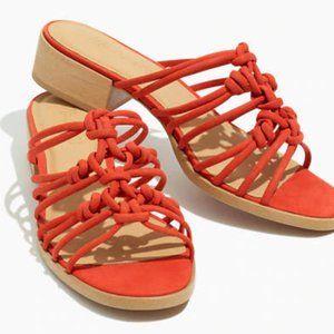 Madewell the Dakota Sandals: Size 8.5